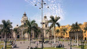 Viajar a Lima