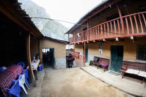 La Casa de Papa Estelo Huancaya