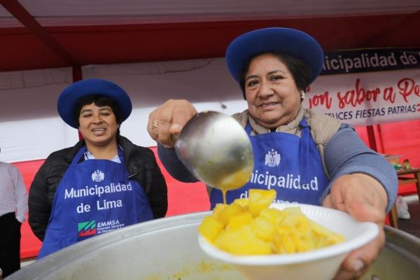 Con sabor a Perú