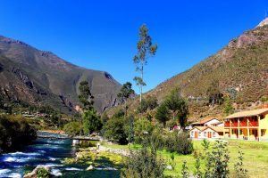 hotel en Nor-Yauyos - Huancaya