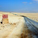 Camino en Perú