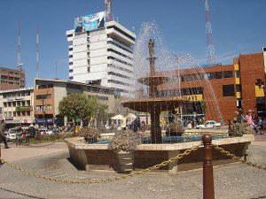 """""""Plaza de Armas de Huancayo"""""""
