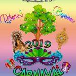 carnavales en Lurin ribeños bajeños 2019