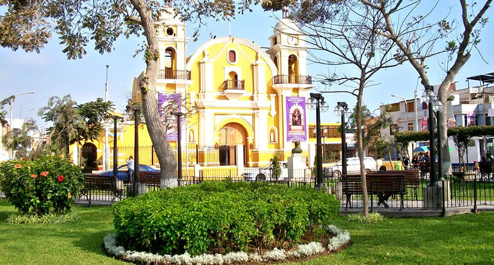 Catedral de Lurín